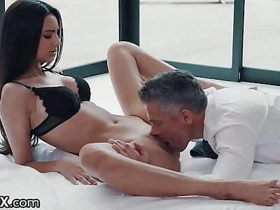 Sexy Latina Eliza Ibarra Passionate Affair Nearby Boss - EroticaX
