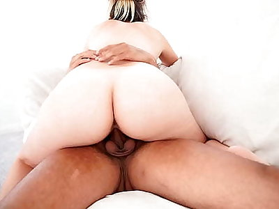Big Titties Asian-Latina Teen With Perfect Tight Pussy Rides Your Cock. She Couldn't Wait To Eat Your Cock.
