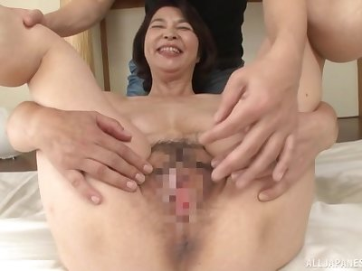 Asian grown up yon flimsy pussy, sensual cam porn