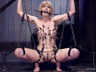 Erotic BDSM sexual relations play be advantageous to a submissive woman