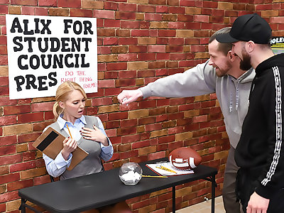 Alix For Partisan Council President